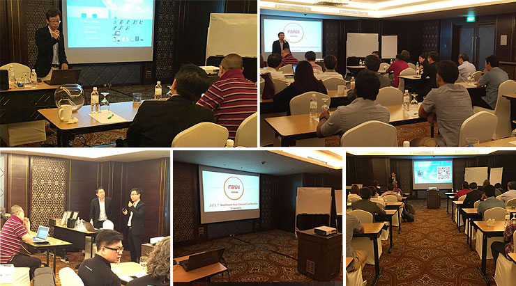 2017 Southeast Asian Channel Partner Conference Successfully Convened